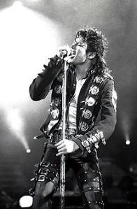 Michael Jackson, du temps de sa splendeur...