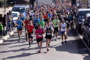 400 coureurs se sont élancés aux 10 km du trail