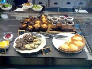 Cookies, muffins, tartes aux poires, fondants au chocolat... Le plus compliqué, c'est de choisir.