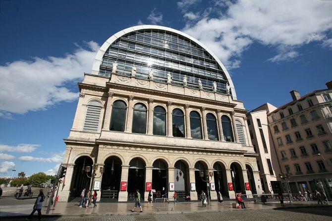 Envie d'une pause déjeuner musicale et gratuite à l'opéra de Lyon ? C'est possible !
