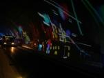 Lyon projetée de toutes les couleurs