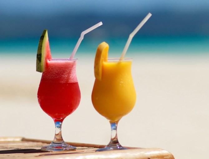 Qui dit été dit terrasse, qui dit terrasse dit cocktails, qui dit cocktail dit recettes... Photo DR